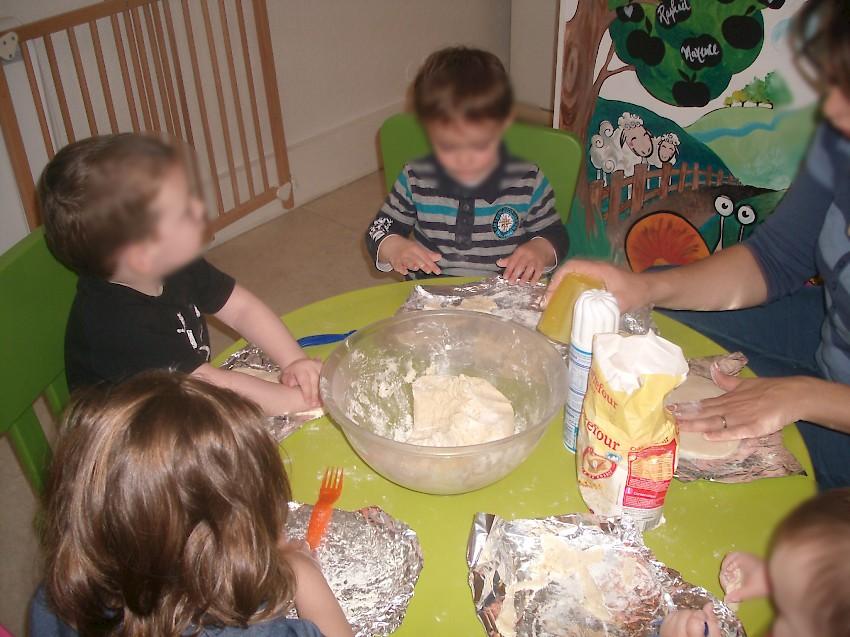 atelier p 226 te 224 sel pour enfant avec animateur mat 233 riel fourni