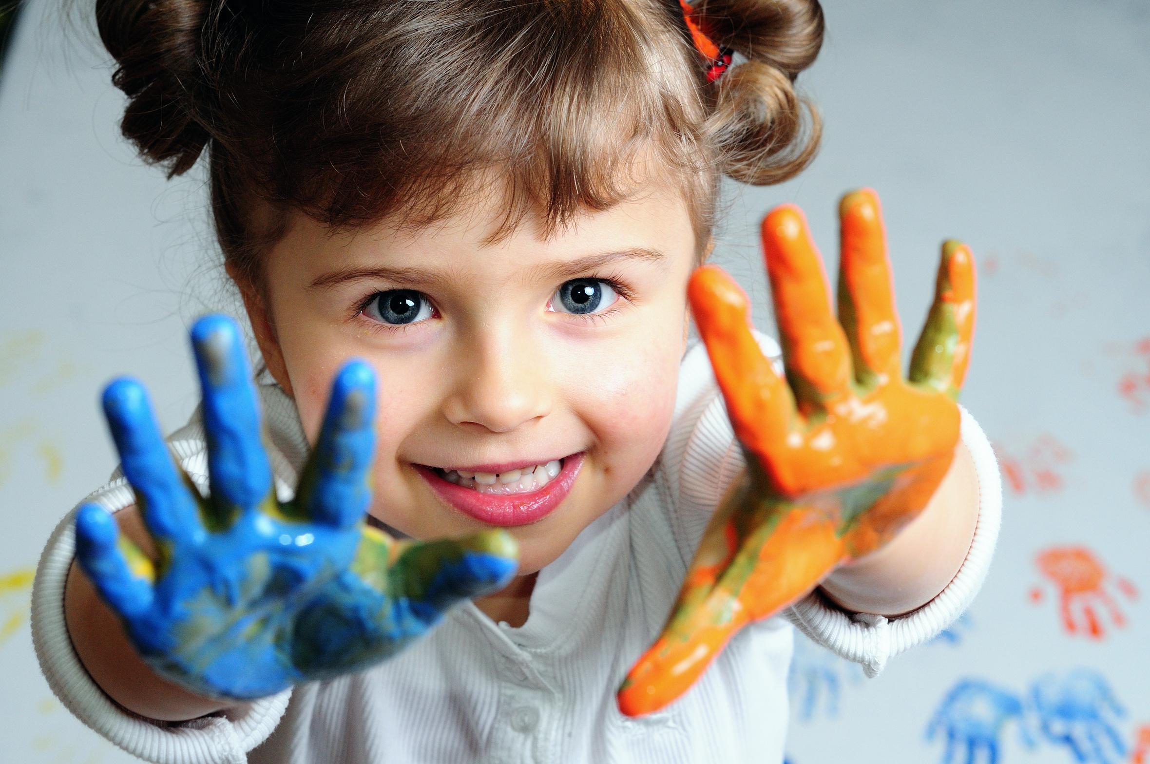 Turbo Atelier de peinture pour enfant. Créer un atelier de peinture. UN56